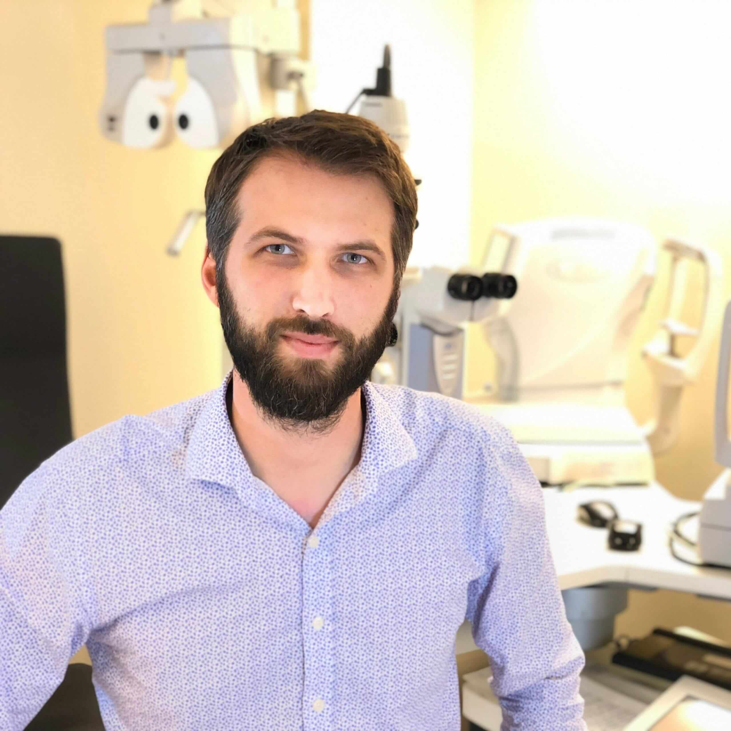 a propos orthokeratologie Thibaud Syre Alpes Vision
